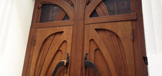 Нестандартные стальные двери