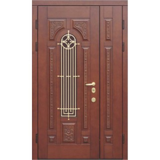 двери металлические полуторные в москве