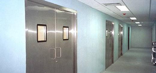 Свойства и особенности технических дверей