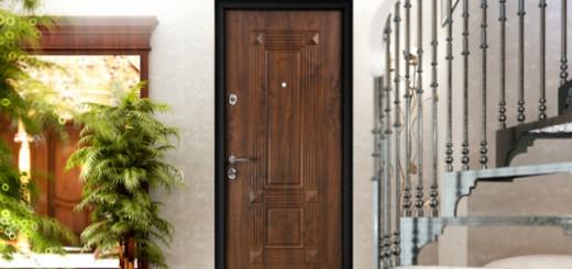 Современные стальные двери