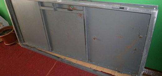 Перечень пунктов, необходимых для успешной утилизации входной двери