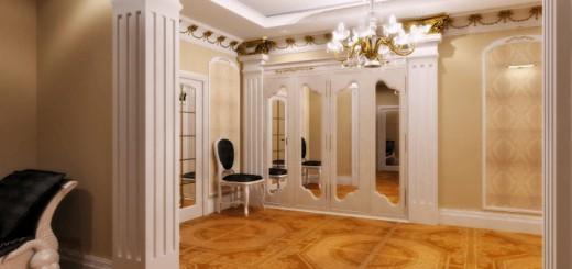Что нужно знать при выборе зеркальной двери