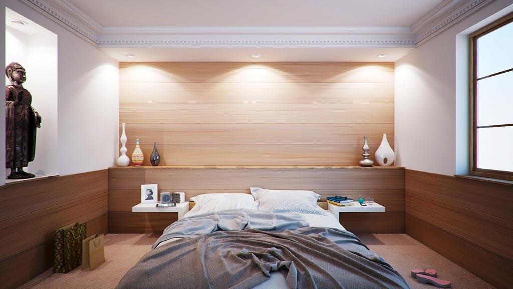 Спальня в каком стиле?