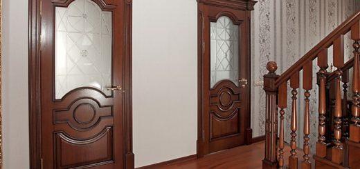Достоинства элитных межкомнатных дверей