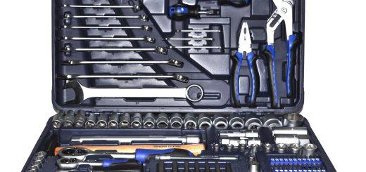 Набор инструментов для самостоятельного ремонта
