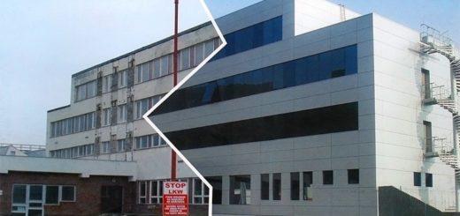 Вентилируемый фасад здания: характеристики и преимущества