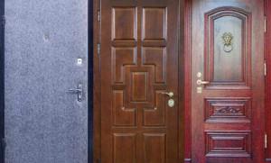 Заказывать или приобрести входные готовые двери
